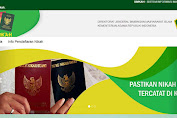 Proses Pendaftaran Nikah Online Mandiri