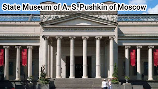 State Museum of A. S. Pushkin of Moscow