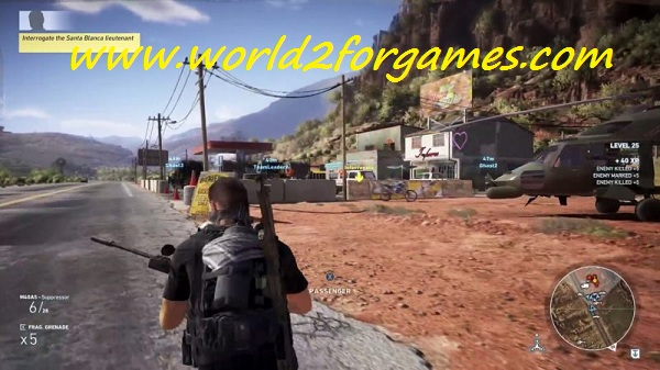 Free Download Tom Clancys Ghost Recon Wildlands