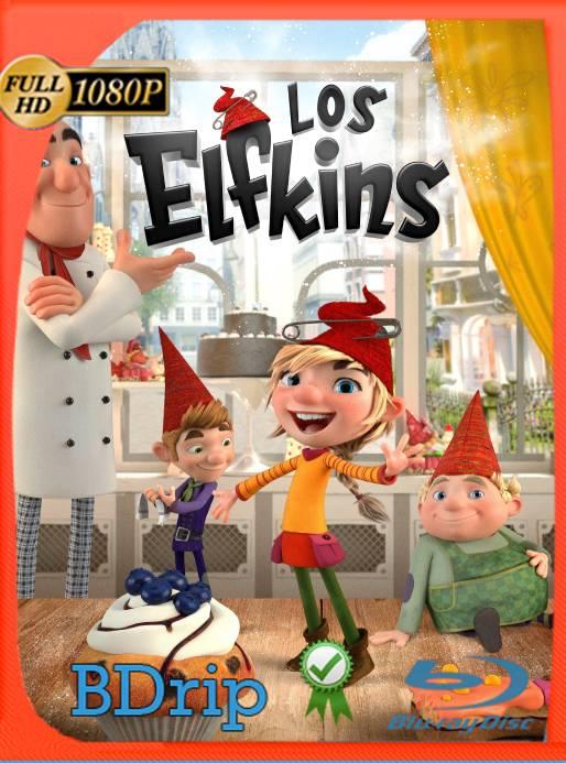 Los Elfkins (2020) BDRip 1080p Latino [GoogleDrive] Ivan092