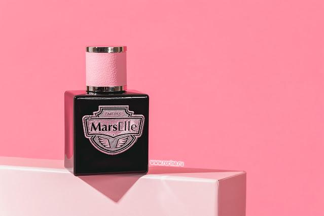 парфюмерная вода MarsElle Faberlic: отзывы с фото