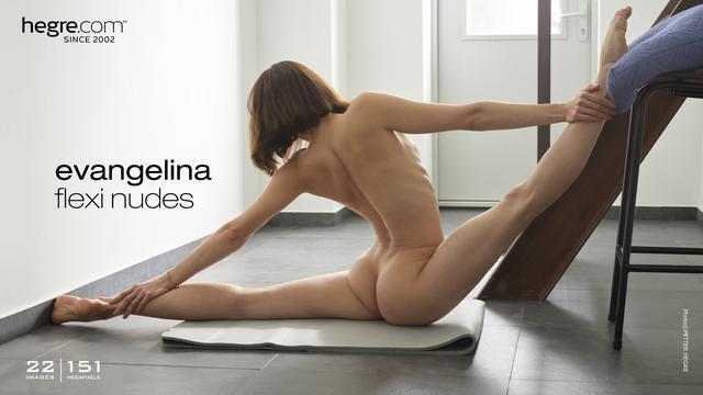 [Hegre-Art] Evangelina - Flexi Nudes