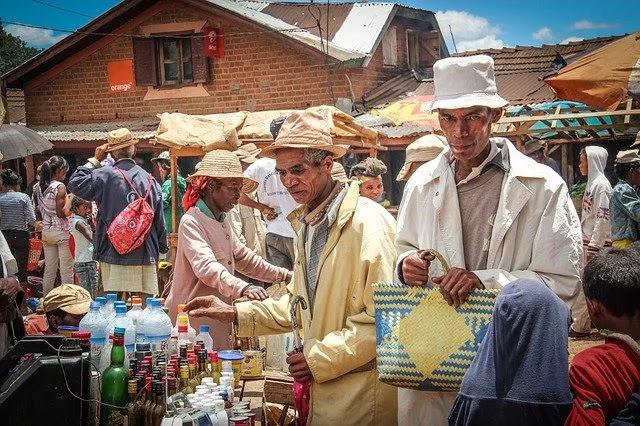FOOD CRISIS MADAGASCAR