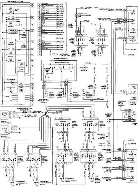 Wiring Diagram Blog: 2003 Vw Golf Wiring Diagram