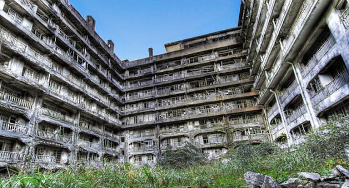 Kota Mati di Jepang