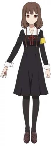 Miyu Tomita como Miko Iino