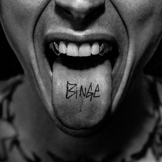 "Machine Gun Kelly Drops Ep, ""BINGE"""