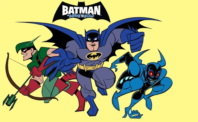 TOP 10 EPISÓDIOS DE BATMAN BRAVOS E DESTEMIDOS