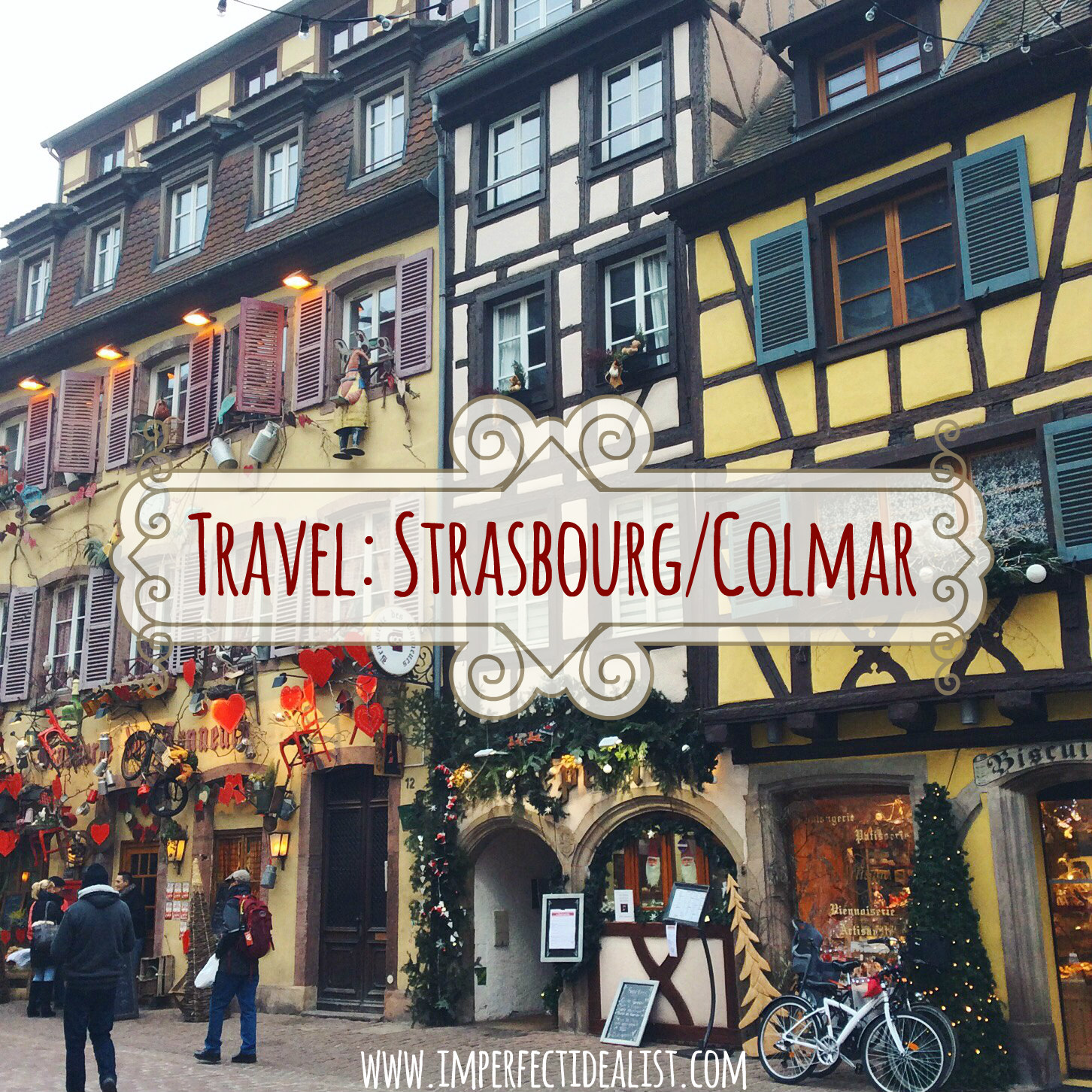 colmar strasbourg christmas markets