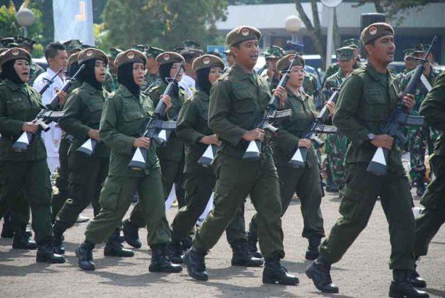 Setara Institute: Pelatihan Komcad TNI Mengarah ke Militerisasi Sipil