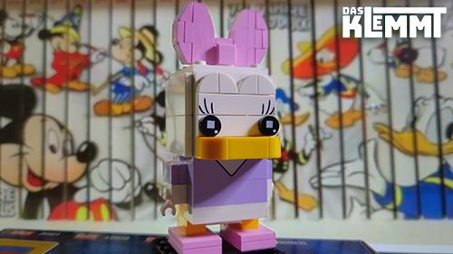 BrickHeadz Daisy Duck LEGO® 40476  - www.dasklemmt.de