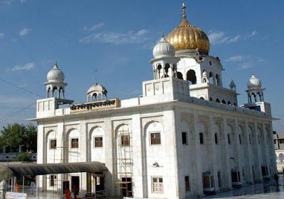 Gurudwara- Sis-Ganj-Sahib