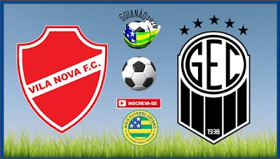 Com o titulo encaminhado na Série C, Vila Nova deverá ter força máxima contra o Goiânia na última rodada do Goianão