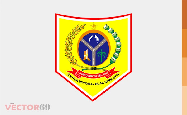 Kabupaten Labuhanbatu Selatan Logo - Download Vector File AI (Adobe Illustrator)