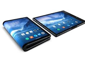 10 Upcoming Futuristic Technology :Foldable Smartphone
