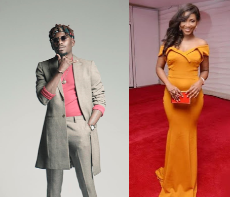 Genevieve-is-beautiful-and-successful-career-woman, -I'd-love-to-date-her - says-Ycee