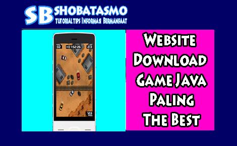 Website Download Game Java