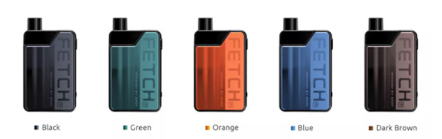 SMOK Fetch Mini is very cost-effective.