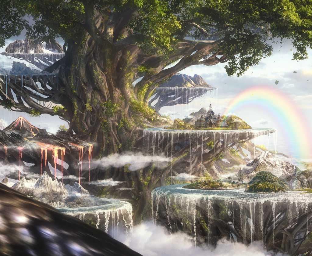 A Lenda Nórdica da Árvore do Mundo - Yggdrasil