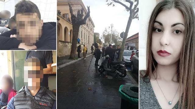 Έγκλημα στη Ρόδο από βουτυρόπαιδο και τον Αλβανό φιλο του : Διώξεις για δολοφονία εν ψυχρώ και βιασμό της φοιτήτριας [Βίντεο]