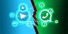 TELEGRAM ENTRA NA GUERRA E QUER USUÁRIOS DO WHATSHAPP