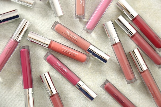 5 Rekomendasi Lipstik Wardah Terbaru Tahun Ini untuk Bibir Cantikmu