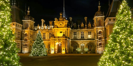 Inspire Magazine Online - UK Fashion, Beauty & Lifestyle blog | Lifestyle // Seasonal Adventures to take in the South East this winter; Inspire Magazine; Inspire Magazine Online; Waddesdon Manor