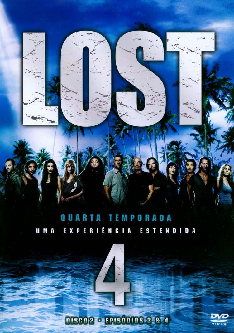 Lost 4ª Temporada Torrent – Blu-ray Rip 720p Dual Áudio (2008)