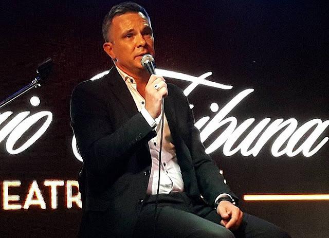 Christian Valverde, The Jazz Singer se presentara el Día de los Enamorados en Bajo Tribuna