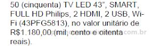 PROMOÇÃO FESTIVAL DE PRÊMIOS REDE TV