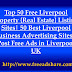 Top 50 Free Liverpool Property {Real Estate} Listing Sites 2017 | 50 Best Liverpool Business Advertising Sites | Post Free Ads in Liverpool UK