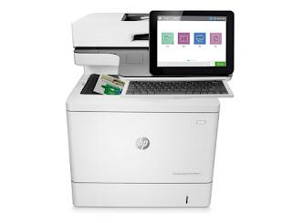 HP Color LaserJet Enterprise Flow MFP M578c Driver, Review