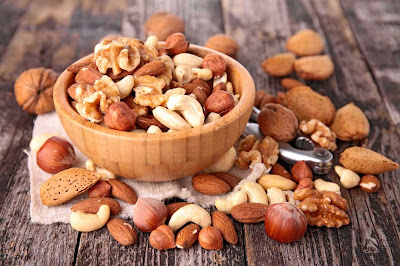 kacang alahan makanan untuk ibu mengandung
