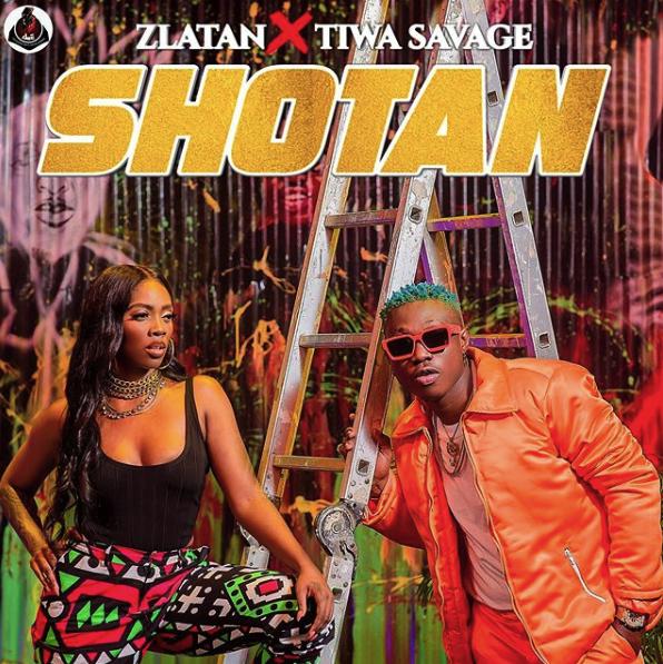 MUSIC: Zlatan Ibile x Tiwa Savage – Shotan