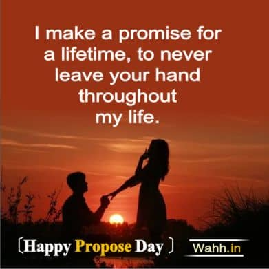 Propose Day Messages for Girlfriend Hindi