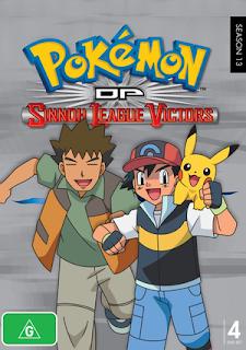 Pokemon Season 13: DP Sinnoh League Victors Hindi Dubbed