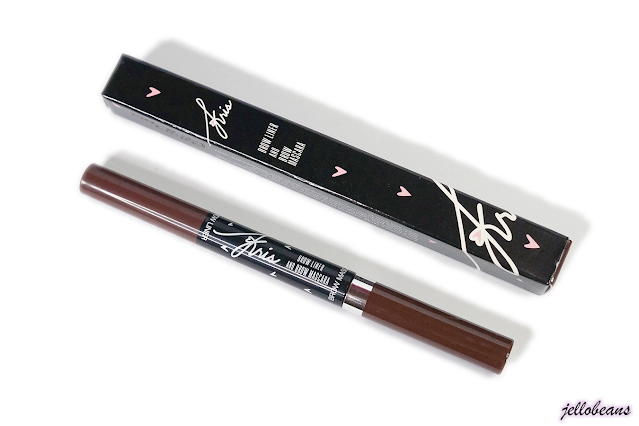 Ever Bilena Kris Brow Liner and Brow Mascara in Beyond Brown