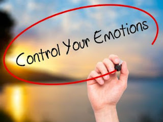 Take control of your emotions