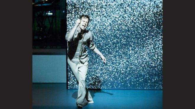 Michael C Hall to perform Bowie tribute at Mercury Prize