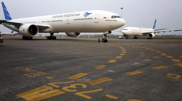 Evaluasi Harga Tiket Pesawat Garuda