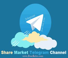Best Telegram Channel for Share Market