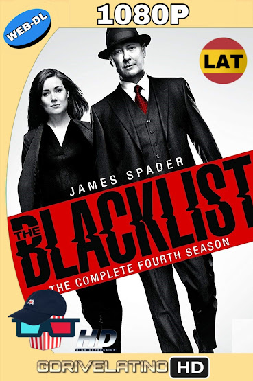 The Blacklist Temporada 04 NF WEB-DL Latino-Ingles MKV