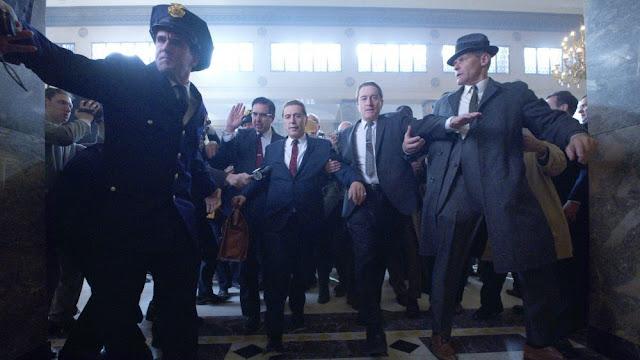 "💣👉 ""THE IRISHMAN"" DE MARTIN SCORSESE ABRIRÁ EL FESTIVAL DE CINE EN NEW YORK"