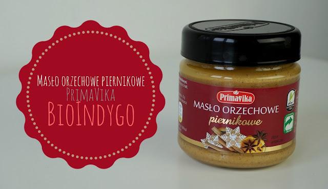 RECENZJA: Masło orzechowe piernikowe | BioIndygo