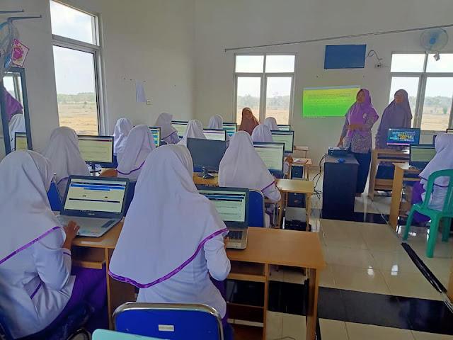 UJIAN UTS COMPUTER BASED TEST (CBT) Universitas Aisyah Pringsewu