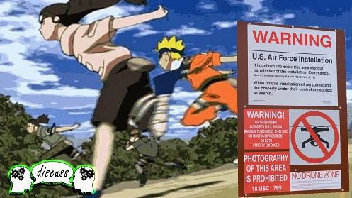 Naruto area 51