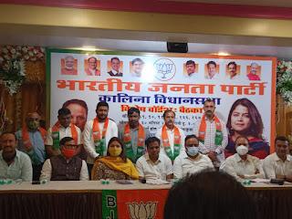 कालीना विधानसभा में सक्रिय हुए कृपाशंकर सिंह | #NayaSaberaNetwork