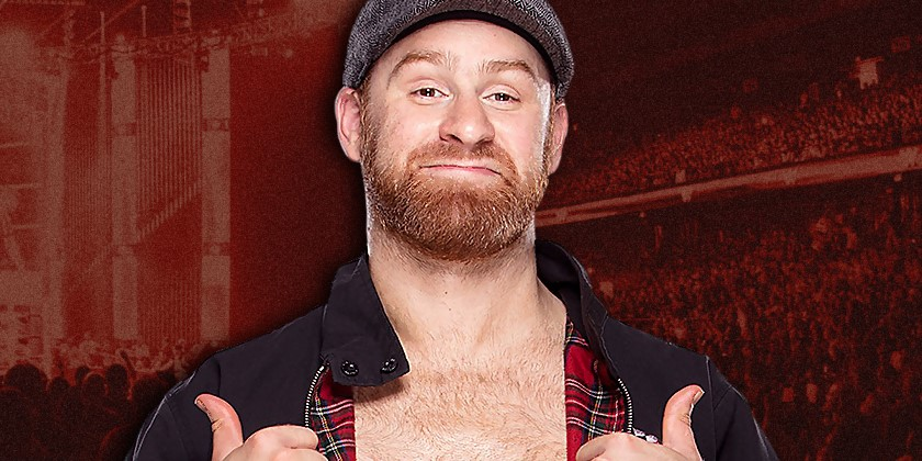 Sami Zayn Returns On SmackDown, New Match Announced For Payback