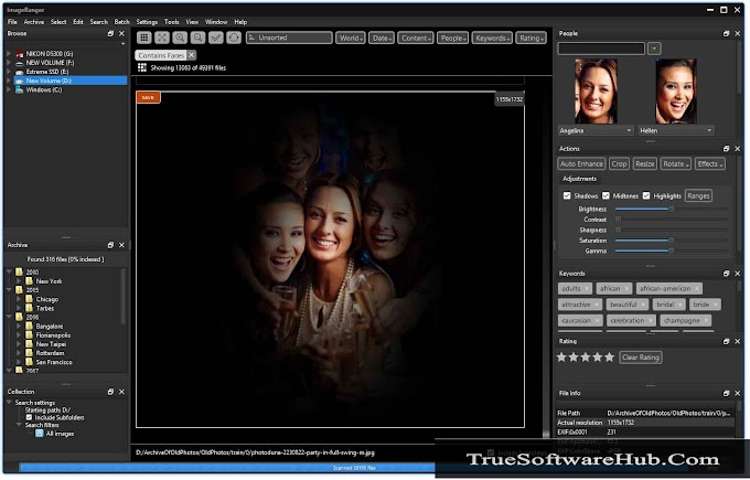 ImageRanger Pro 2019 Full Version Free Download-True Software Hub