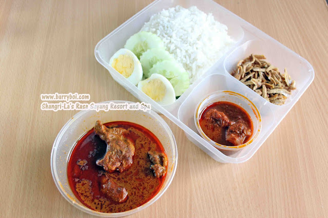 Shang Shack Drive-thru Pick Up by Shangri-La's Rasa Sayang Resort & Spa Penang Hotel Blogger Influencer Malaysia Makan Sedap Delicious Food
